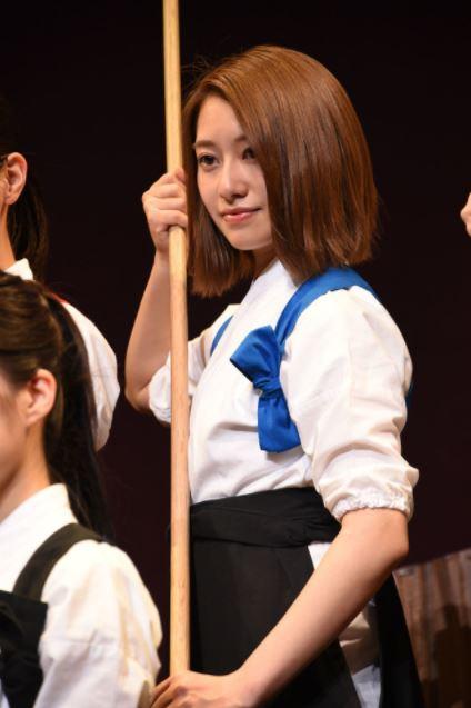 八十村将子 役:桜井玲香さん