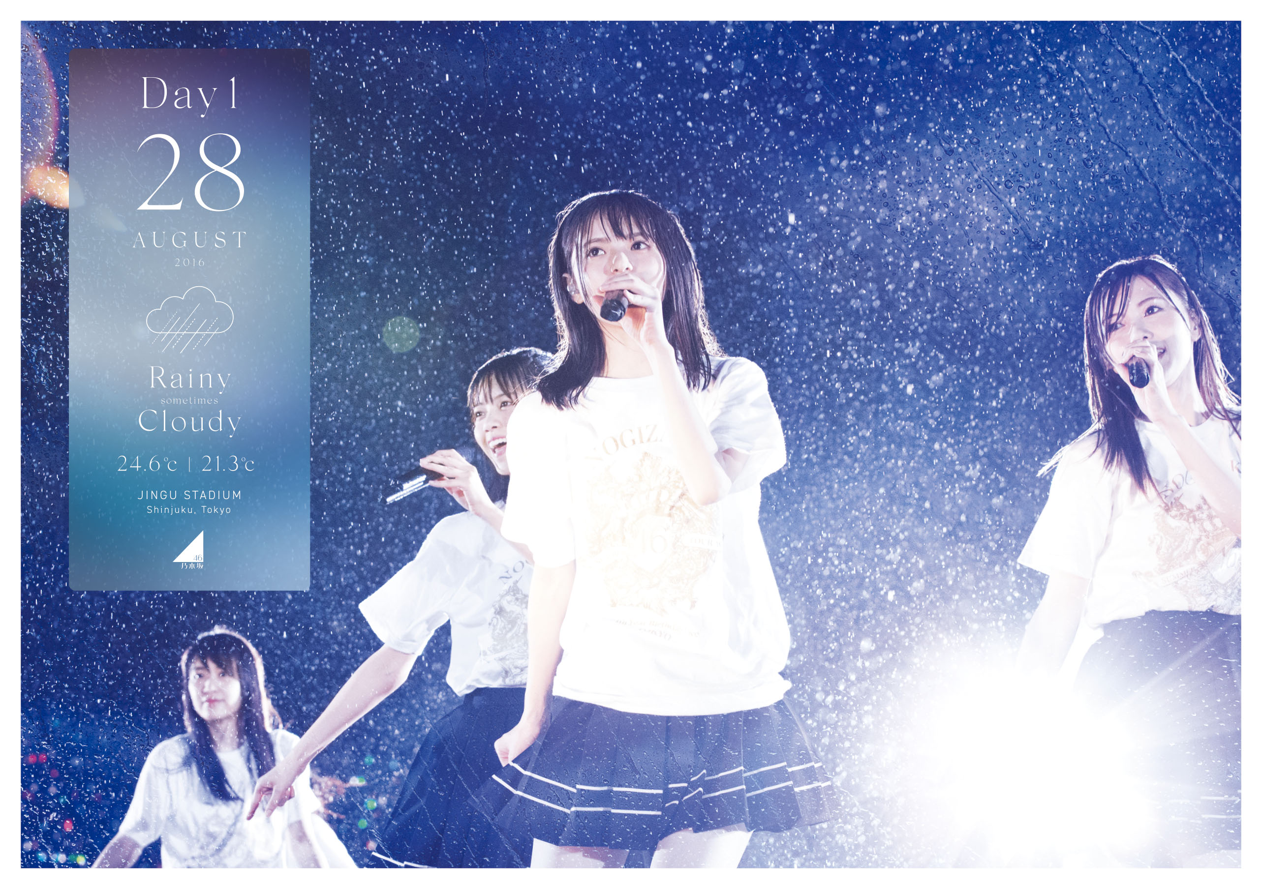 【Blu-ray】『4th YEAR BIRTHDAY LIVE 2016.8.28-30 JINGU STADIUM』<Day-1>