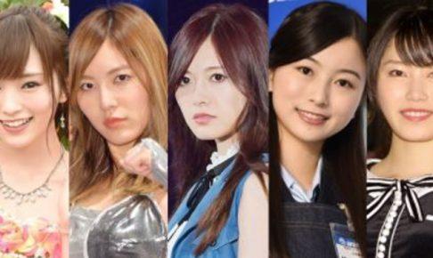 『女性アイドル顔だけ総選挙』佐々木琴子がまさかの3位!?
